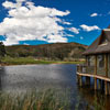 The amazing scenery at the Bottlierskop Game Reserve